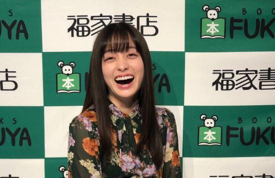 橋本環奈 笑顔