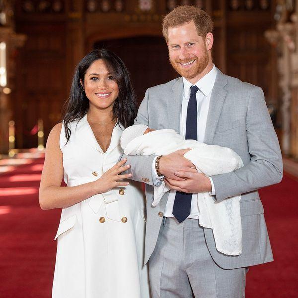 メーガン妃 ヘンリー王子 出産