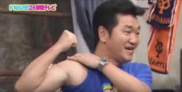 島田紳助 現在 筋肉