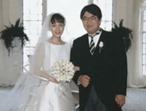 鈴木杏樹 夫 結婚式 山形基夫