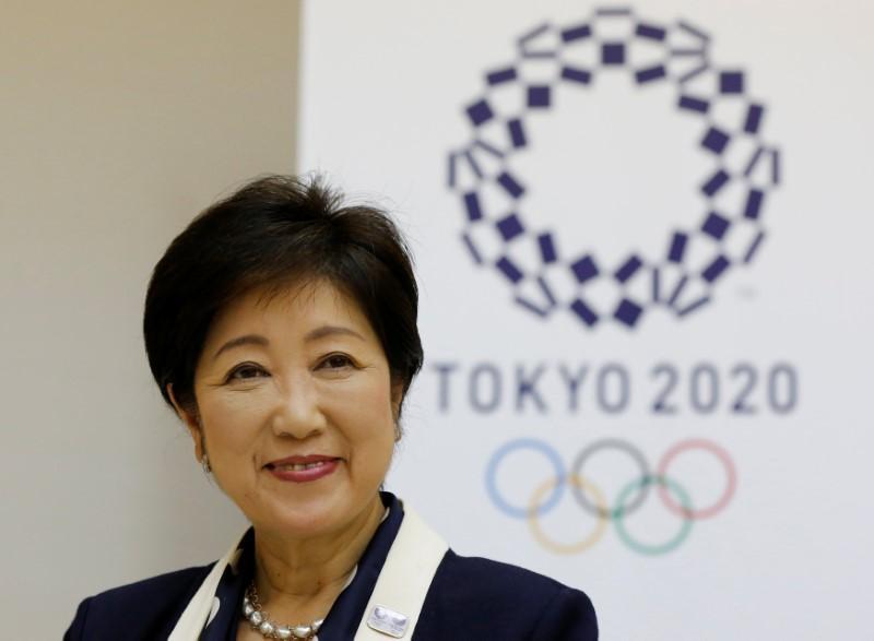 小池百合子 都知事 東京オリンピック 五輪 2020
