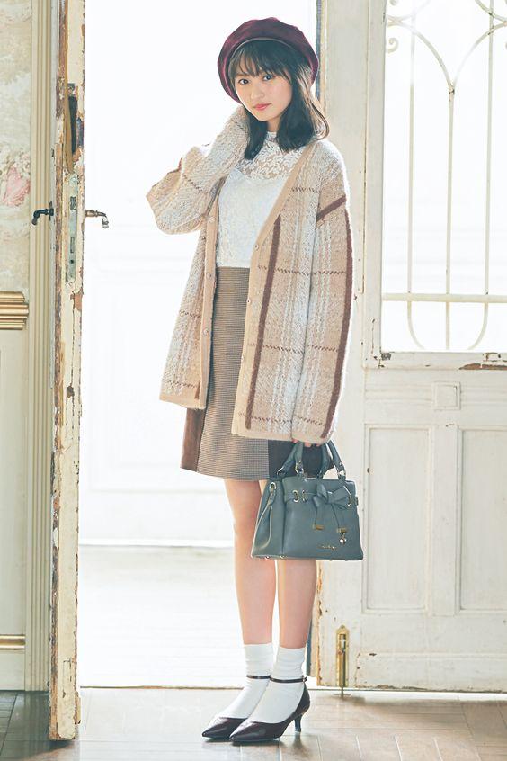 遠藤さくら 可愛い 画像 私服