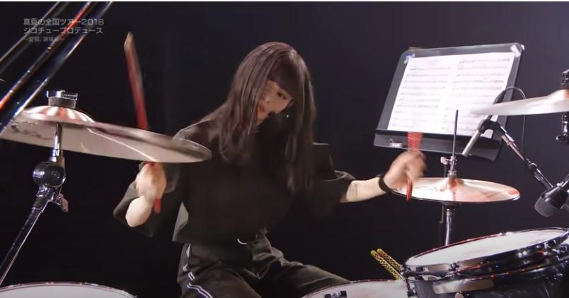 ドラマー 齋藤飛鳥 ドラム 才能 いつから ブログ 上手い 動画 ドラムセット ドラムスティック ライブ 氣志團 乃木團 天才 趣味 特技