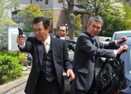 渡哲也と渡瀬恒彦 消えたタンカー 十津川警部