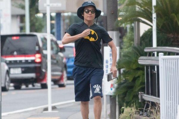 小出恵介 NY 渡米 バットマン