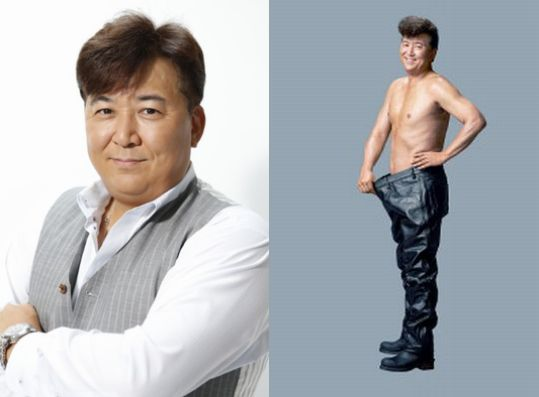嶋大輔 現在 若い頃 男の勲章 横浜銀蝿 肥満 2型 糖尿病 ダイエット ライザップ CM RIZAP 成功 失敗 デブ
