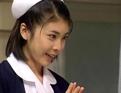 白い影 ナース 竹内結子 若い頃 かわいい 美人 自殺 水着姿 写真集 ドラマ 映画