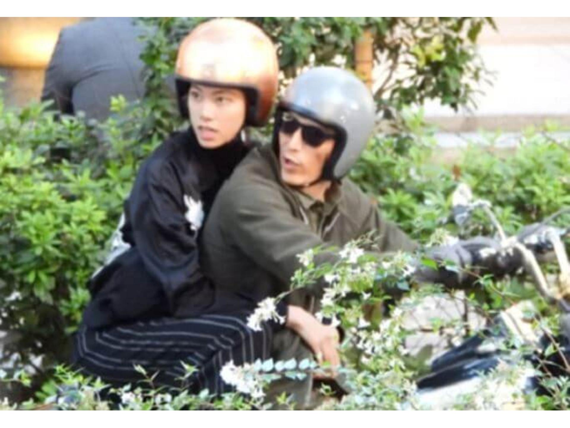 バイク 森星 伊勢谷友介 若い頃 髪型 中身 DV エアガン 自宅 俳優 モデル 大麻 逮捕 YouTube